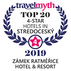 TRAVELMYTH TOP 20, Best 4-Stars Hotels in Stredocesky